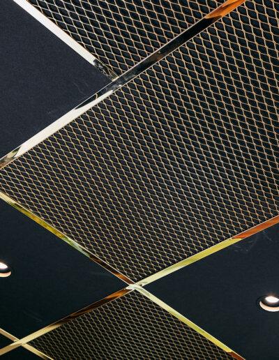 Akustikmiljö: Miljövänliga ljudabsorbenter för tak och vägg med modern design